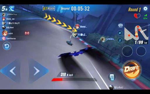 Garena Speed Drifters Screen Shot 6