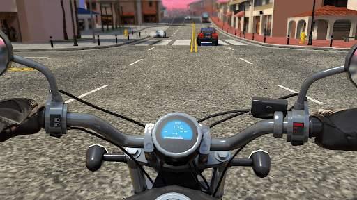 Moto Rider GO: Highway Traffic Screen Shot 4