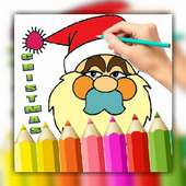 Christmas Coloring pages 2018 free