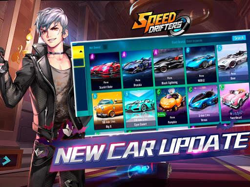 Garena Speed Drifters Screen Shot 19