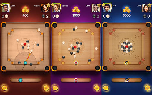 Carrom Pool: Disc Game Screen Shot 14