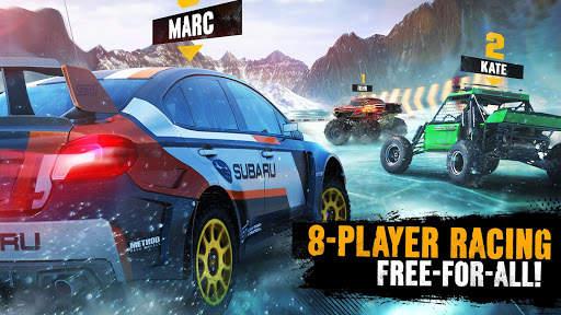 Asphalt Xtreme: Rally Racing Screen Shot 9