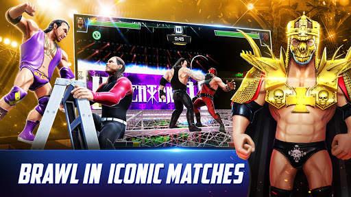 WWE Mayhem Screen Shot 3