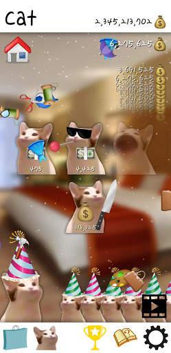 Pop Cat - Idle Clicker Screen Shot 3