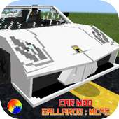 Car Mod Gallardo : MCPE