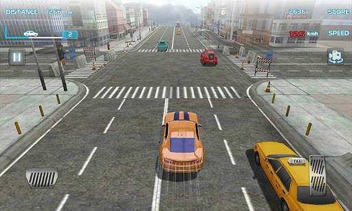 Turbo Driving Racing 3D Screen Shot 3