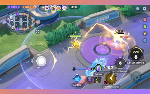 Pokémon UNITE Screen Shot 11