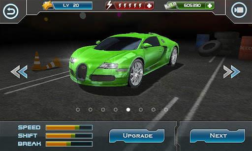Turbo Driving Racing 3D Screen Shot 4