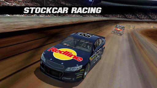 Stock Car Racing Screen Shot 0