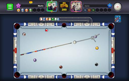 8 Ball Pool Screen Shot 9