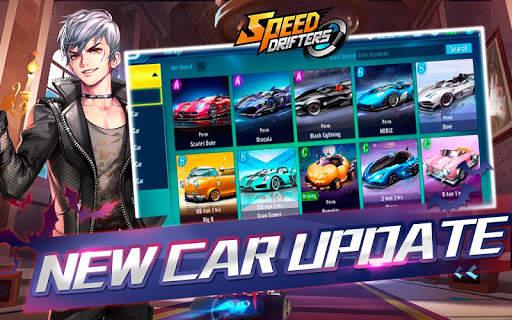Garena Speed Drifters Screen Shot 3