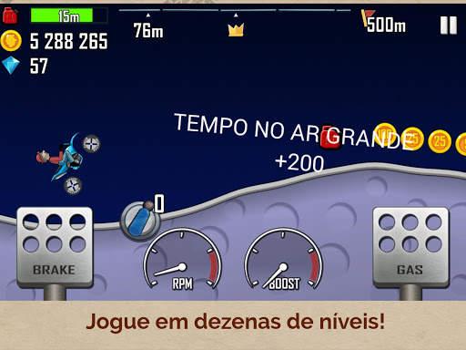 Hill Climb Racing Screen Shot 8
