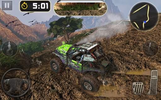 Offroad Drive : 4x4 Driving Game Screen Shot 2