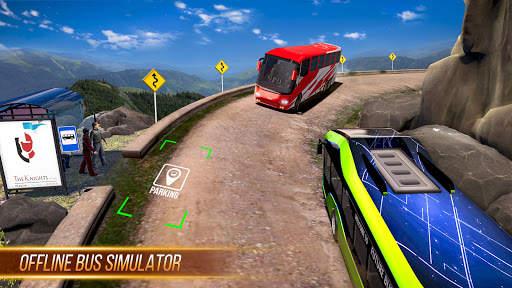 Bus Simulator Games: Bus Games Screen Shot 1