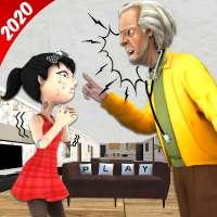 Evil Teacher School Horror House Game 2020