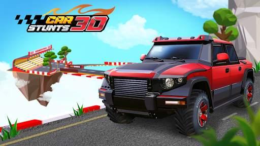 Car Stunts 3D - Extreme City GT Racing Screen Shot 0