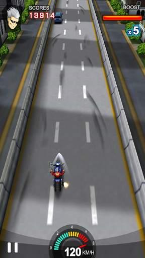 Racing Moto Screen Shot 5
