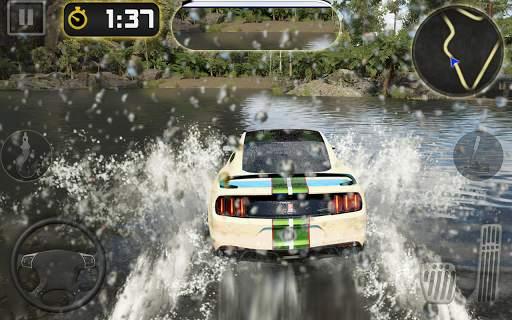 Offroad Drive : 4x4 Driving Game Screen Shot 0