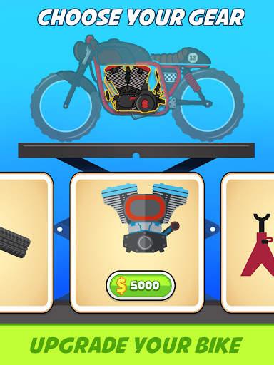 Bike Race:Motorcycle Games Screen Shot 5