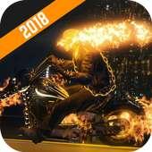 Ghost Rider Simulator Deluxe