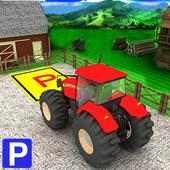 US Farming Tractor Parking 2018