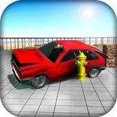 Realistic Accident Car Crash Simulator