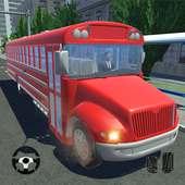 Heavy Bus Driving Sim 2019 - Euro Sim
