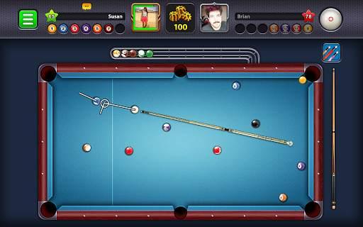 8 Ball Pool Screen Shot 7
