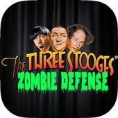 Three Stooges®: Zombie Defense