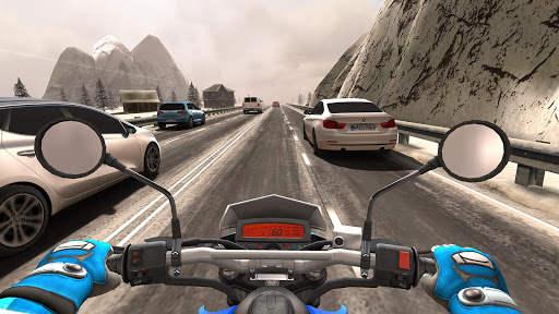 Traffic Rider Screen Shot 1