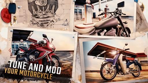Moto Rider GO: Highway Traffic Screen Shot 3