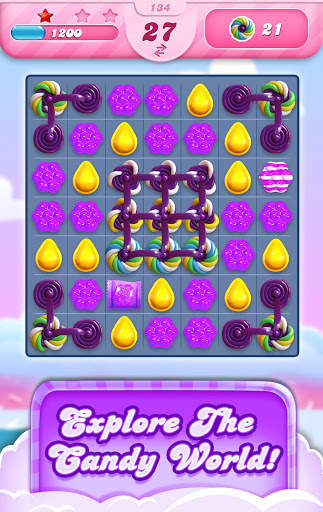 Candy Crush Saga Screen Shot 16