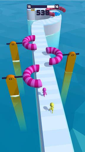 Fun Race 3D Screen Shot 0