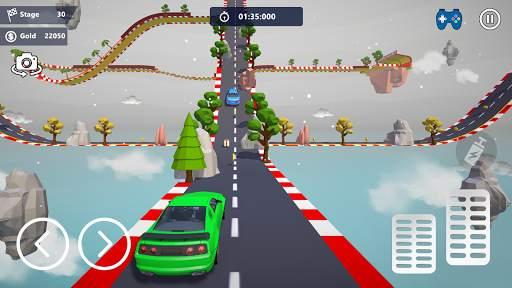 Car Stunts 3D - Extreme City GT Racing Screen Shot 4