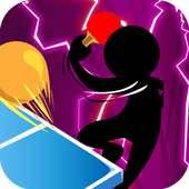 Stickman Ping Pong Battle