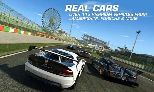 Real Racing  3 Screen Shot 4