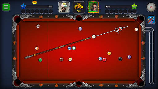 8 Ball Pool Screen Shot 1