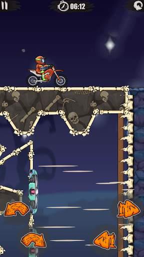 Moto X3M Bike Race Game Screen Shot 6
