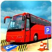 Luxury Bus Simulator Parking Mania