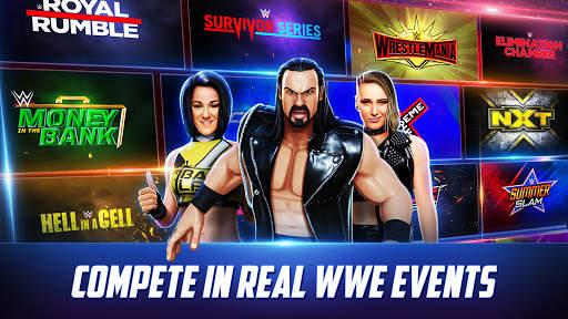 WWE Mayhem Screen Shot 4
