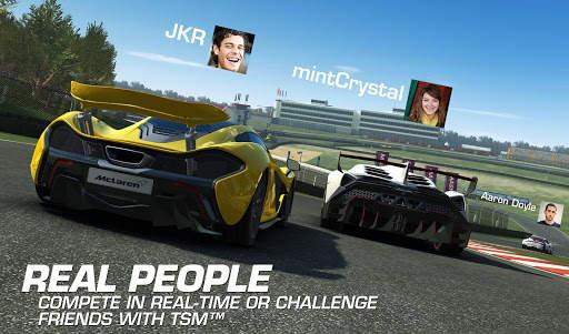 Real Racing  3 Screen Shot 8