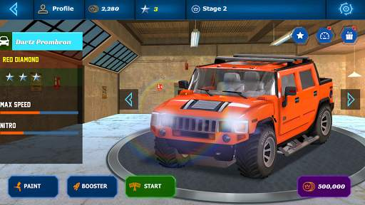 Car Stunts 3D - Extreme City GT Racing Screen Shot 6