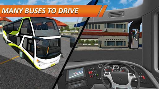 Bus Simulator Indonesia Screen Shot 0