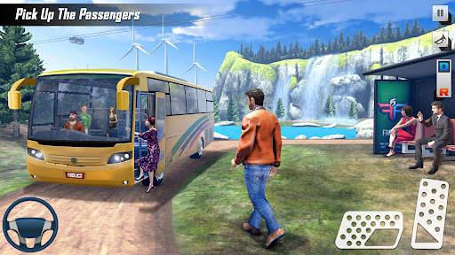 Bus Simulator Games: Bus Games Screen Shot 0
