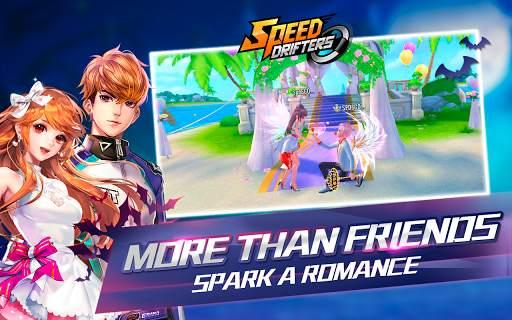 Garena Speed Drifters Screen Shot 5