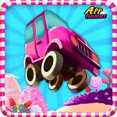 Candy Race Hill Climber FREE