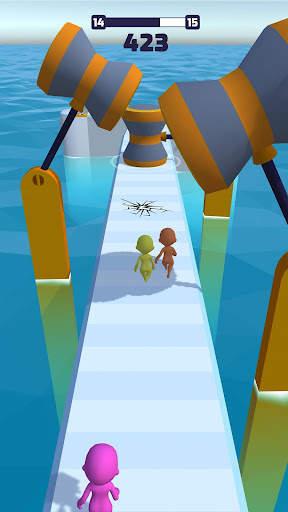 Fun Race 3D Screen Shot 1