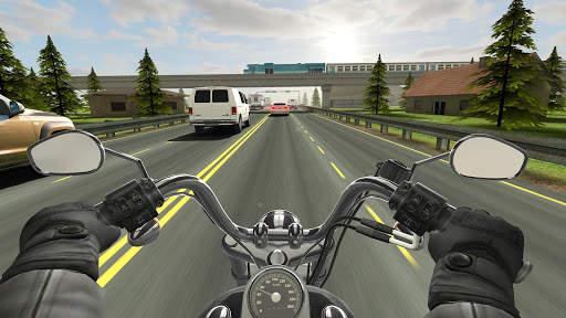 Traffic Rider Screen Shot 0