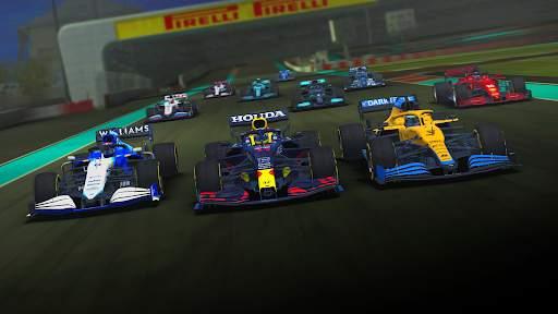 Real Racing  3 Screen Shot 0