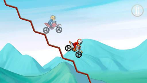 Bike Race:Motorcycle Games Screen Shot 3